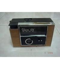 กล้องถ่ายรูปโบราณมากๆยีห้อ viva 120  2000 made in france แท้ สำหรับสะสมใช้การไใ่ไดขายในราคา 950  บาท