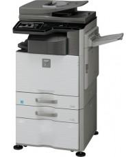 เครื่องถ่ายเอกสาร SHARP MX-M564N  มัลติฟังก์ชั่นความเร็วสูง สเป็คดี ราคาถูก 56 แผ่น/นาที