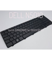 KEYBOARD DELL คีย์บอร์ด DELL INSPIRON 15R M5010 N5010 ENG