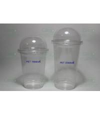 แก้วพลาสติก PET (ราคาประหยัด)