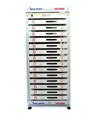 ชุดงานระบบ IDEA SAT 14 ช่อง รับรายการจากดาวเทียม THAICOM 5