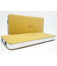 Power Bank eloop 13000mAh 1 แถม 1 สีทอง