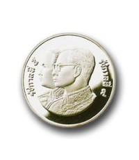 เหรียญ 2 บาท 100 ปี ศิริราช