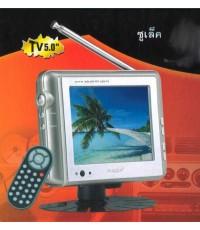 :ซูเล็ค:ZL-505 D ทีวี&มอนิเตอร์ขนาดจอภาพ 5 นิ้ว โฉมใหม่ สวยทุกมุมมอง