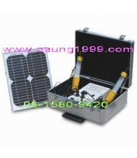 Solar Portable Power Kit, Available in Different Specifications