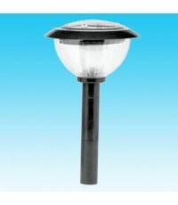 โคมไฟพลังงานแสงอาทิตย์ขนาดเล็ก Solar Garden Light with Auto On/Off, Operating for 6-8 Hours at Night