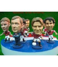 หุ่นนักเตะ Manchester United Collection