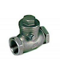 สเตนเลส SWING CHECK VALVE sus316 W.P 200 psi