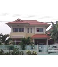 ม.พุทธานี ถนนพุทธมณฑลสาย 4 ขายถูก ด่วน++บ้านเดี่ยว 2 ชั้น 72 ตร.ว.3นอน 2น้ำ1ครัว