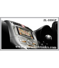 ALL IN ONE รุ่น ZL-333GP (Built-in GPS Speed NaVi )