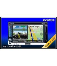 ZULEX DVD-6540ST(G) Built-in GPS จาก SpeedNavi จอภาพระบบ Digital 1.15 ล้านพิกเซล LED LAMP