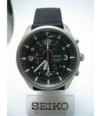 นาฬิกา Seiko Military Chronograph SNDA57P1