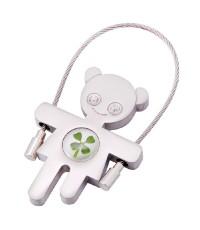 OKH-32:พวงกุญแจรูปเด็กผู้หญิงกระโดดเชือก