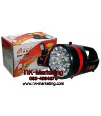 ไฟฉาย YD-999 (18+12 LED)