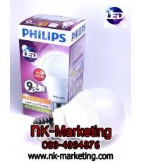 หลอดไฟ LED 9.5w PHILIPS แสงสีขาว