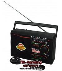 วิทยุ AM/FM COMSON (PT-555) ลุกทุ่งเสียงอีสาน