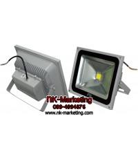 สปอร์ตไลท์ LED 50w CKC มอก. แสงสีเหลือง