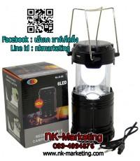 ตะเกียง LED โซล่าร์เซลล์ (G-85)