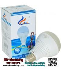 หลอดไฟ LED 12v 9w NT แสงสีขาว