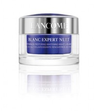 Tester : Lancome BLANC EXPERT FIRMNESS RESTORING WHITENING NIGHT CREAM 15ml.