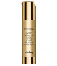 Pre-order ลด 30 เปอร์ : Sisley SUPREMYA At Night The Supreme Anti-Aging Skin Care 50ml.