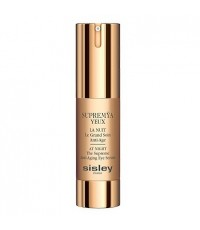Pre-order ลด 30 เปอร์ : Sisley SUPREMYA YEUX At Night The Supreme Anti-Aging Eye Serum 15ml.