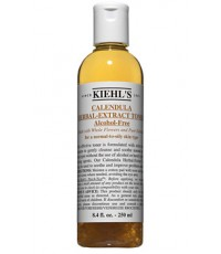 *พร้อมส่ง* Kiehl\'s Calendula Herbal-Extract Toner Alcohol-Free 250ml.