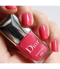 *พร้อมส่ง..ราคาพิเศษ* Dior Vernis Nail Polish 10ml. ~ no.464 Sundown TESTER ไม่มีกล่อง