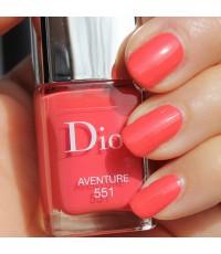 *พร้อมส่ง..ราคาพิเศษ* Dior Vernis Nail Polish 10ml. ~ no.551 Aventure TESTER ไม่มีกล่อง