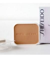 Pre-order: -30 Shiseido White Lucent Brightening Spot-Control Foundation ~ รีฟิลแป้ง no.O60(OCHRE30)