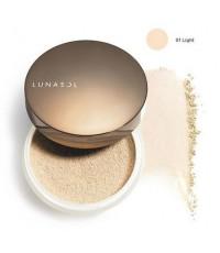 Pre-order : -25 Lunasol SHEER LIGHT LOOSE FOUNDATION 7g. ~ no.01 Light