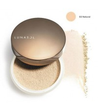 Pre-order : -25 Lunasol SHEER LIGHT LOOSE FOUNDATION 7g. ~ no.02 Natural