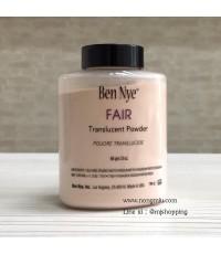*พร้อมส่ง* Ben Nye Translucent Face Powder ~ Fair 85g.
