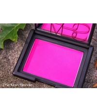 *พร้อมส่ง* ลด 50 เปอร์ : NARS Blush ~ สี Coeur Battant 4.8ml. ขนาดปกติ ไม่มีกล่อง