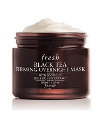 Pre-order : Fresh BLACK TEA FIRMING OVERNIGHT MASK 100ml.