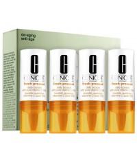 Pre-order : -35 Clinique Fresh Pressed Daily Booster With Pure Vitamin C 10 percent  (8.5ml x 4)