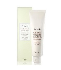 *พร้อมส่ง* Fresh SOY FACE CLEANSER 150ml.
