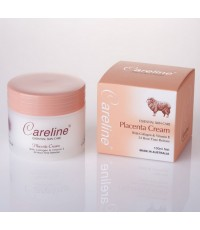*พร้อมส่ง* Careline Placenta Cream with Collagen and Vitamin E 100ml.