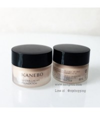 Tester : Kanebo LUSTER CREAM FOUNDATION SPF15 (4ml) ~ สี Ochre C ผิวสีกลางๆ