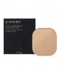 Pre-order : Kanebo DUAL RADIANCE POWDER FOUNDATION SPF15 (9g.) เฉพาะรีฟิล สี Beige C