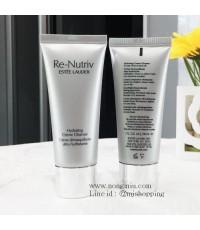 Tester : Estee Lauder Re-Nutriv Intensive Hydrating Cream Cleanser 30ml.
