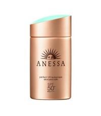 *ส่งฟรี ลทบ* Anessa Perfect UV Sunscreen Skincare Milk SPF50+ PA++++ 60ml.