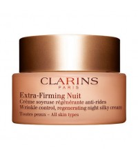 Pre-order : Clarins Extra-Firming Nuit Wrinkle Control 50ml.