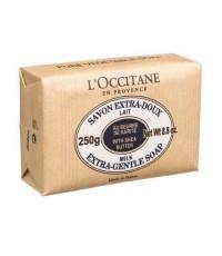 Pre-order : L\'occitane SHEA BUTTER EXTRA GENTLE SOAP - MILK 250g.