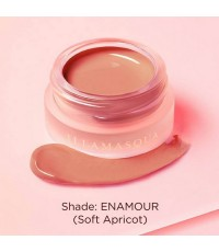 Pre-order : Illamasqua Colour Veil 4.5ml. ~ ENAMOUR (Soft Apricot)