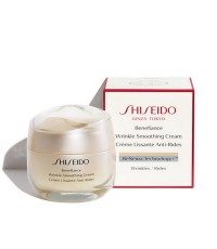 Pre-order : -30 Shiseido Benefiance Wrinkle Smoothing Cream 50ml. ผิวธรรมดา-ผิวมัน