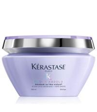 *พร้อมส่ง* -25 Kerastase Blond Absolu Masque Ultra-Violet 200ml.