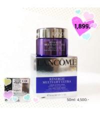*ลดเกือบ 60 เปอร์* Lancome RÉNERGIE MULTI-LIFT Ultra Full Spectrum Anti-Aging Cream 50ml. Tester