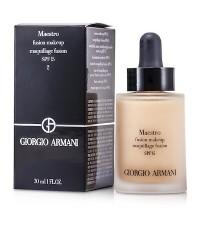 Pre-order : GIORGIO ARMANI Maestro Fusion Foundation SPF15 30ml. ~ no.2