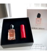 Tester : Giorgio Armani Si EDP Gift Set